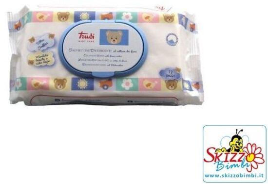 Salviettine detergenti Trudi