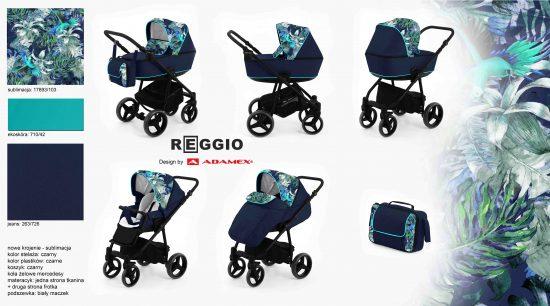 Reggio - sublimacja 30