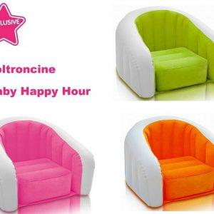 Poltrona Intex baby happy hour