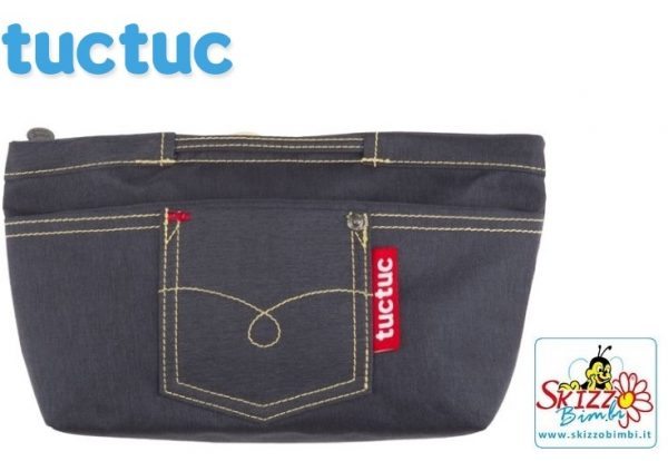 Beauty case tuc tuc jeans
