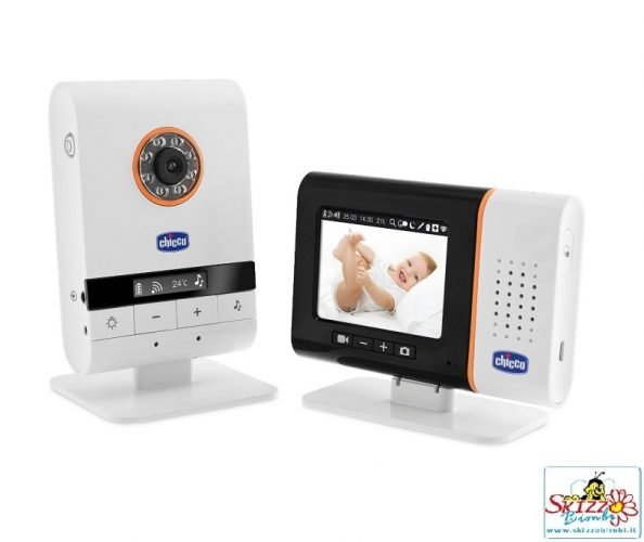 Baby monitor top digital video chicco