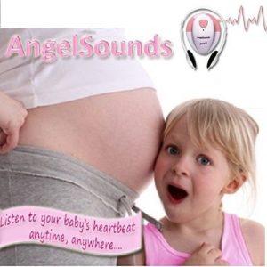 Angel sound doppler fetale