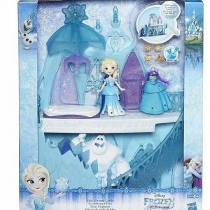 Hasbro Disney Frozen Disney Frozen Palazzo di Ghiaccio di Elsa