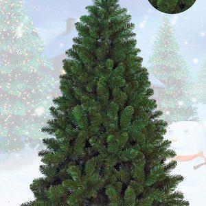 Albero Di Natale Dakota Verde Super folto