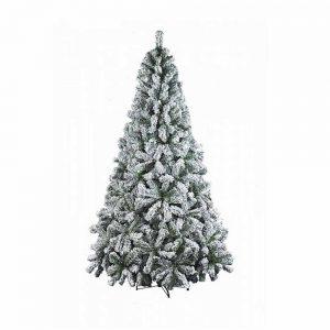 Albero di Natale Dolomiti Innevato Folto di rami