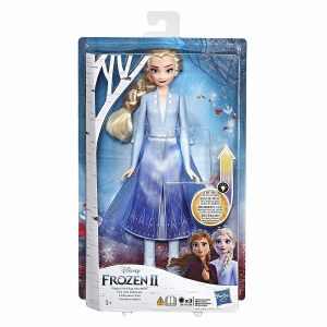 Disney Frozen 2 Elsa Luci del Nord bambola ispirata al film Frozen