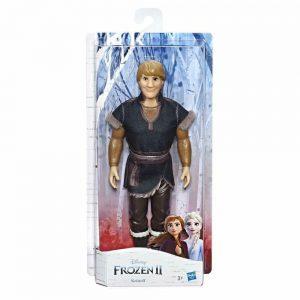Hasbro Disney Frozen 2 Kristoff Fashion Doll con abito marrone Ispirato Frozen 2