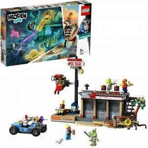 Lego 70422 - Hidden Side Attacco alla capanna dei gamberetti