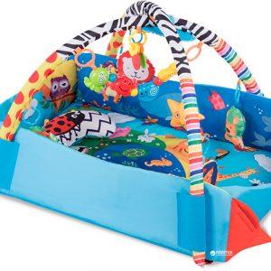 Tappeto neonato palestra bimbo recinto neonato arco e giochi staccabili