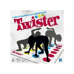 Twister il gioco dell'equilibrio Hasbro Gaming